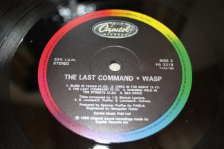 W.A.S.P The Lasdt Command-3