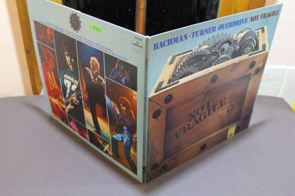 Bachman Turner Overdrive Not Fragile -5