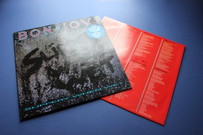 Bon Jovi Slippery When Wet2