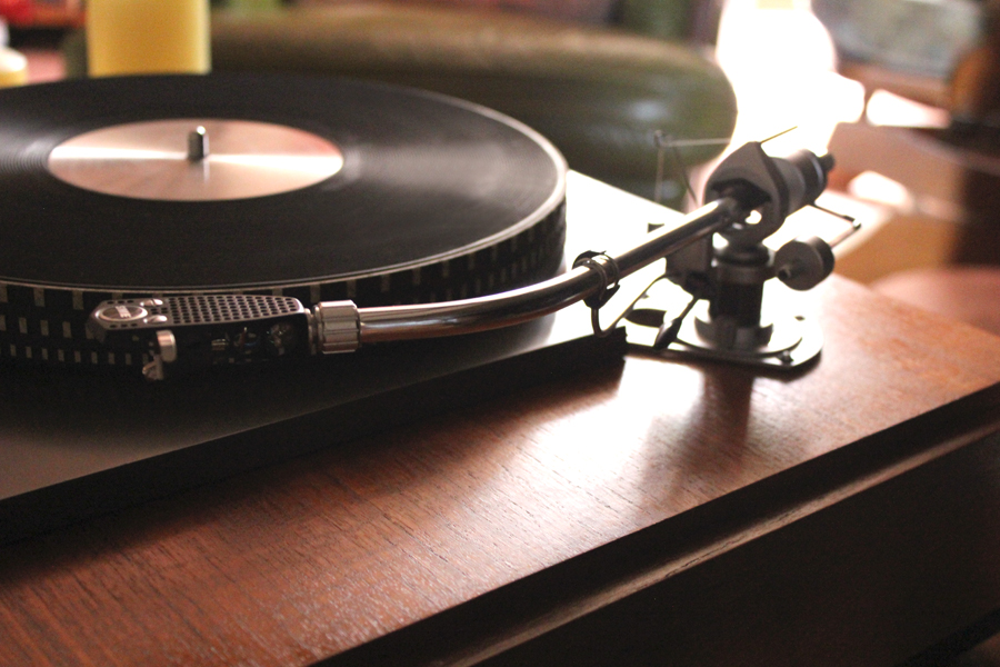 My Garrard 401 Transcription Turntable (Currently For Sale)
