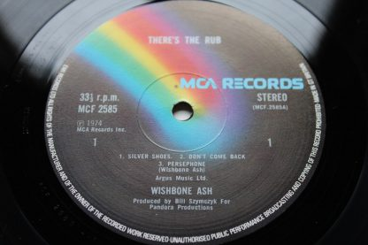 Wishbone Ash Theres The Rub-2