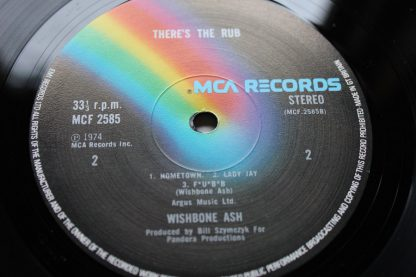 Wishbone Ash Theres The Rub
