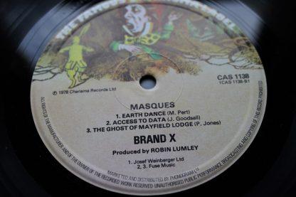Brand X-1