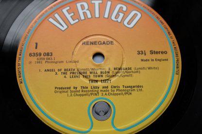 Thin Lizzy Renagade