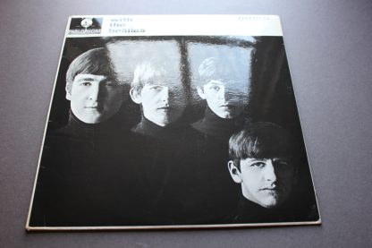 With The Beatles 1st UK Press8