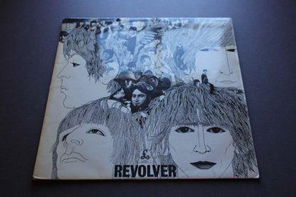 Beatles Revolver Mono-5