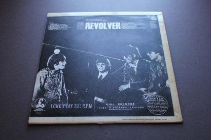 Beatles Revolver Mono-4