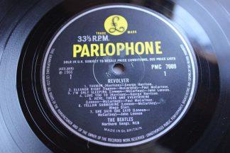 Beatles Revolver Mono-3