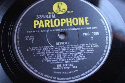 Beatles Revolver Mono-2