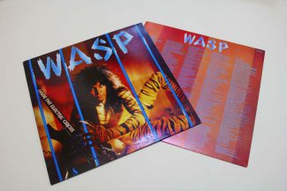 Wasp Inside The Electric Circus