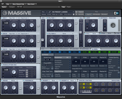 Native Instruments VST/AU – Massive