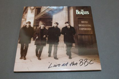 Beatles Live At The BBC