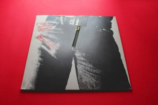 The Rolling Stones Sticky Fingers 1st UK