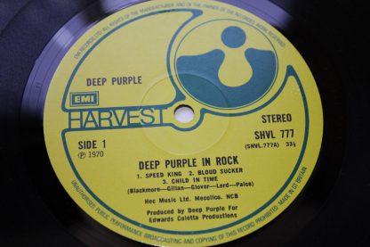 Deep Purple Deep Purple In Rock