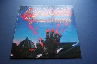 Saxon Power And The Glory 1983 1st