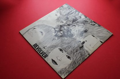 Beatles Revolver 1st-4