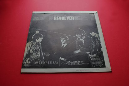 Beatles Revolver 1st-5