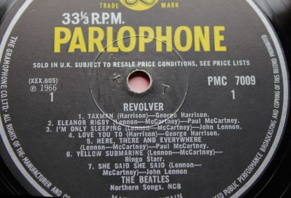 Beatles Revolver 1st-12