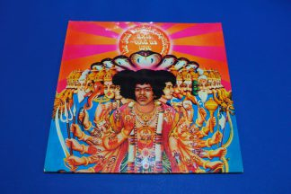 Jimi Hendrix Axis Bold As Love 1st UK