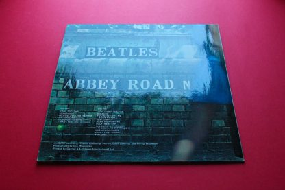 Beatles Abbey Road 1st8