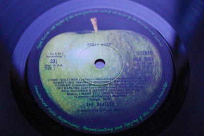 Beatles Abbey Road 1st5