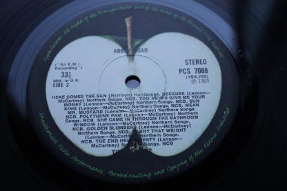 Beatles Abbey Road 1st2