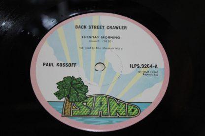 Paul Kossoff Backstreet Crawler