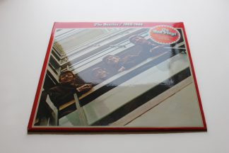 Beatles Red Album 1962-1966