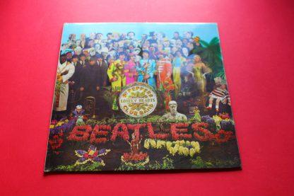 Beatles SGT Pepper 1st UK Mono19
