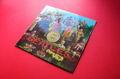Beatles SGT Pepper 1st UK Mono18