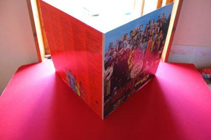 Beatles SGT Pepper 1st UK Mono17