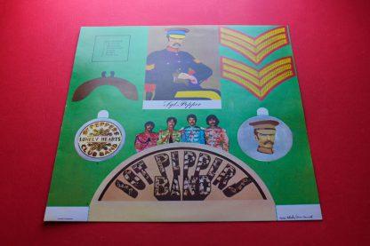 Beatles SGT Pepper 1st UK Mono15