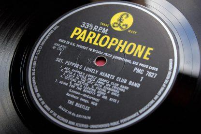 Beatles SGT Pepper 1st UK Mono14
