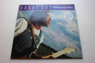 Buddy Guy Feels Like Rain Silvertone BLUES