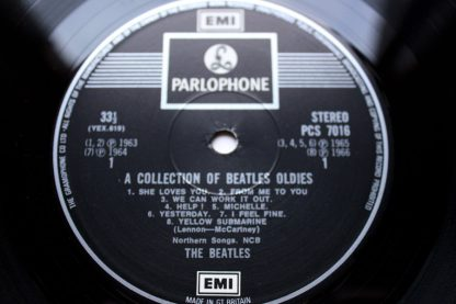 Beatles A Collection Of Beatles Oldies13