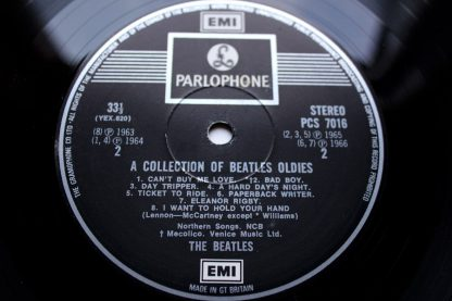 Beatles A Collection Of Beatles Oldies14