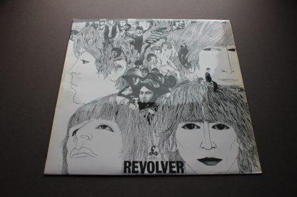 Beatles Revolver Stereo 1st 9