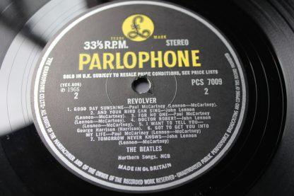Beatles Revolver Stereo 1st 1