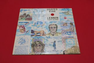 John Lennon Shaved Fish Apple pcs 7173 Mint Archive