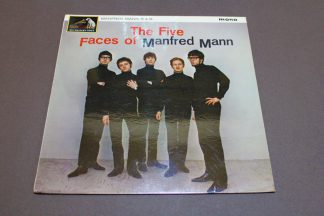 Manfred Mann Five Faces Of 0