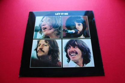 Beatles LET IT BE BOXED SET4