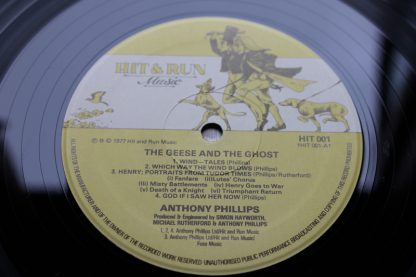 Anthony Phillips Debut lp3