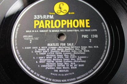 Beatles Beatles For Sale MONO3