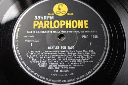Beatles Beatles For Sale MONO2