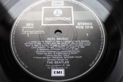 The Beatles Reel Music
