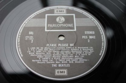 Beatles Please Please Me2