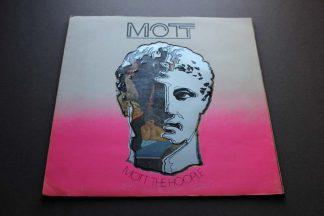 Mott The Hoople Mott !st UK Press