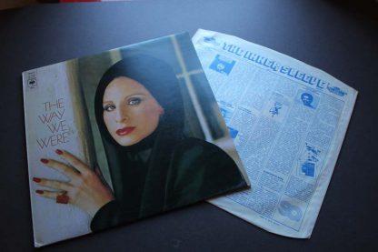 Barbara Streisand The Way We Were