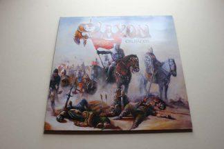 Saxon Crusador 1984 Original 1st