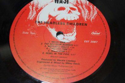 Wasp The Headless Children